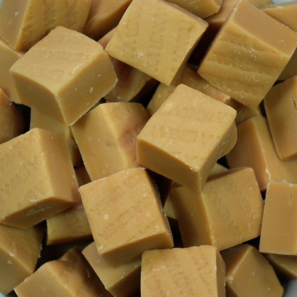 Vanilla Fudge : 200g - Old English Vanilla Flavoured Fudge