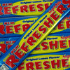 Refreshers Lemon Bars - Retro Sweets at The Sweetie Jar