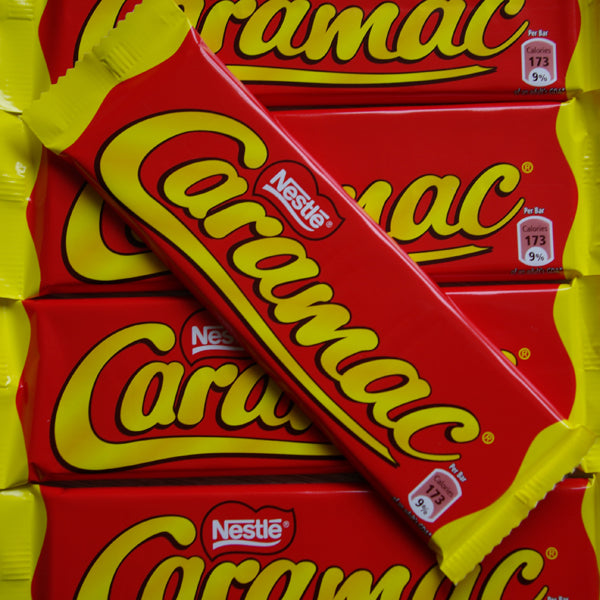 Caramac - Retro Sweets at The Sweetie Jar