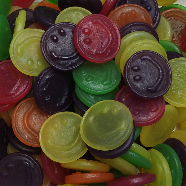 Smiles : 200g - Fruit Flavour Jelly Sweets