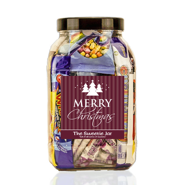 "CHRISTMAS Retro Sweets Gift Jars - Perfect presents for ""the person who has everything!"".…."
