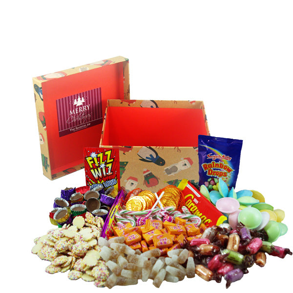 Retro Sweets Gift Boxes - Personalise Your Gift to make it even more special!