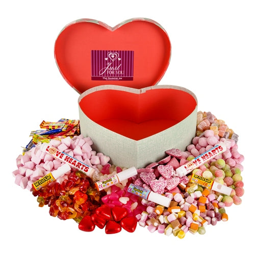 Heart shaped Gift Box - Win The Heart of that Someone Special