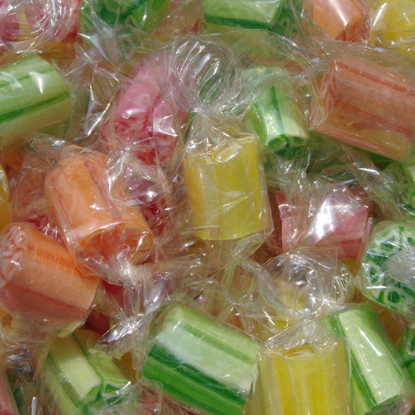 Fruit Rock : 200g - An assortment of fruit flavour rock.