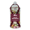 Victorian Jar of Dolly Mixtures - Multicoloured Candy and Jelly Sweets