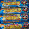 Jawbreaker, Tropical : x4 - Hard Candy Balls with a Bubble Gum Centre