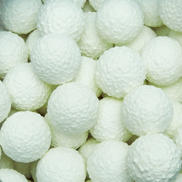 Golf Balls Bubble Gum : x30 - Delicious Minty Flavoured Bubble Gum
