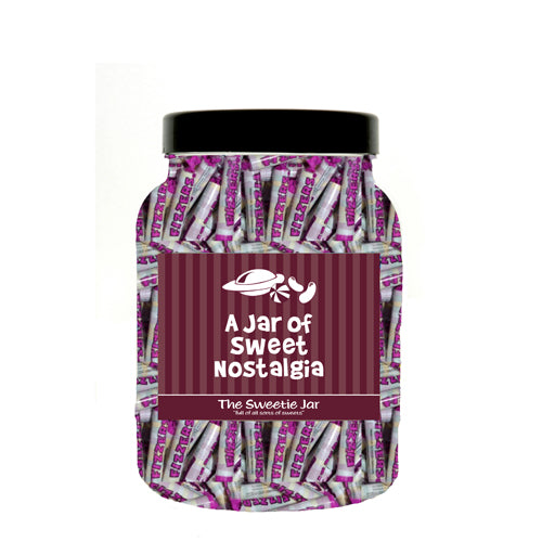 A Medium Jar of Fizzers - Fruit Flavour Fizzy Sweets