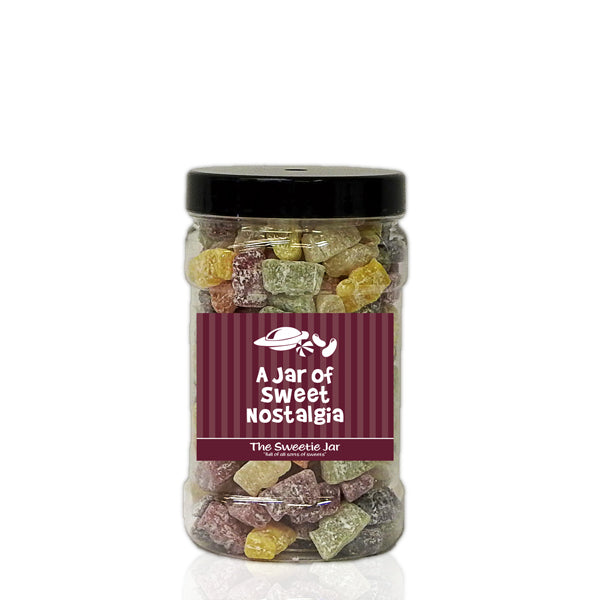 A Small Jar of Jelly Babies - Jars of Retro Sweets at The Sweetie Jar