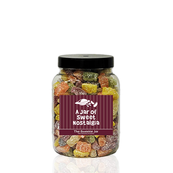 A Medium Jar of Jelly Babies - Jars of Retro Sweets at The Sweetie Jar
