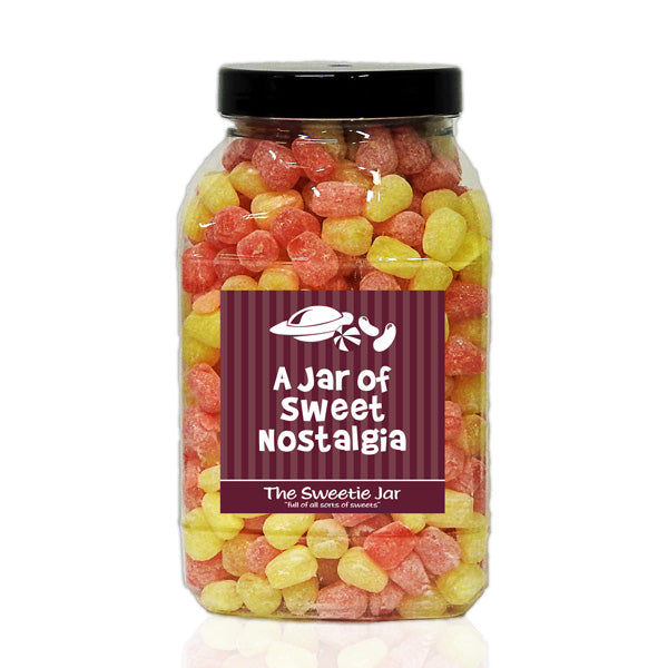 A Large Jar of Pear Drops - Jars of Retro Sweets at The Sweetie Jar