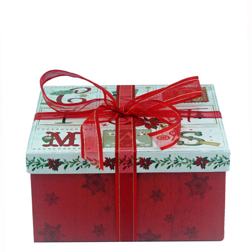 CHRISTMAS Chocolate Sweets Gift Box at The Sweetie Jar