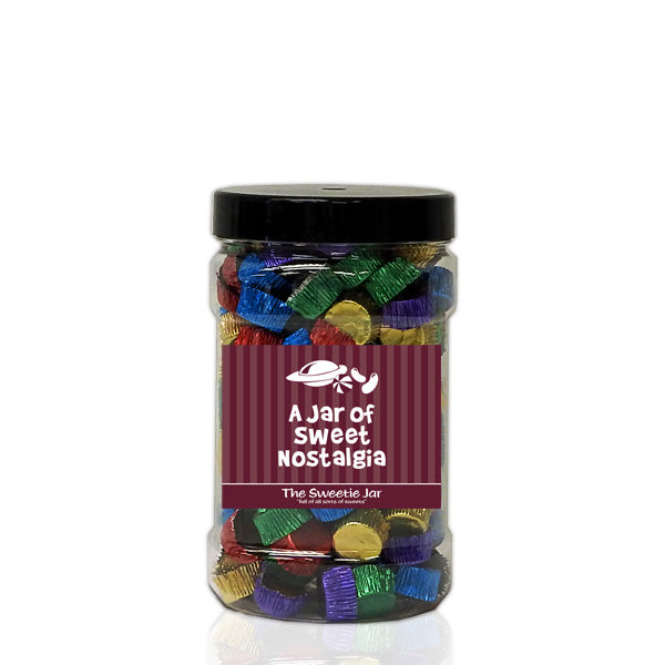 A Small Jar of Icy Cups - Jars of Retro Sweets at The Sweetie Jar