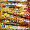 Jawbreaker, Fireball : x4 - Hard Candy Balls with a Bubble Gum Centre