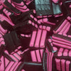 Liquorice Stripes, Strawberry : 200g - Strawberry Flavour Liquorice