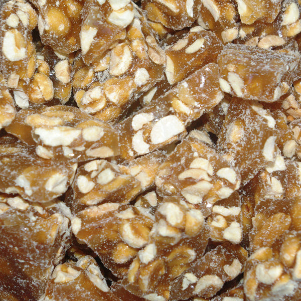 Nut Brittle : 200g - Roasted Peanuts in Caramel