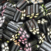 Liquorice Flowers : 200g - Fruit and Chocolate Flavour Liquorice
