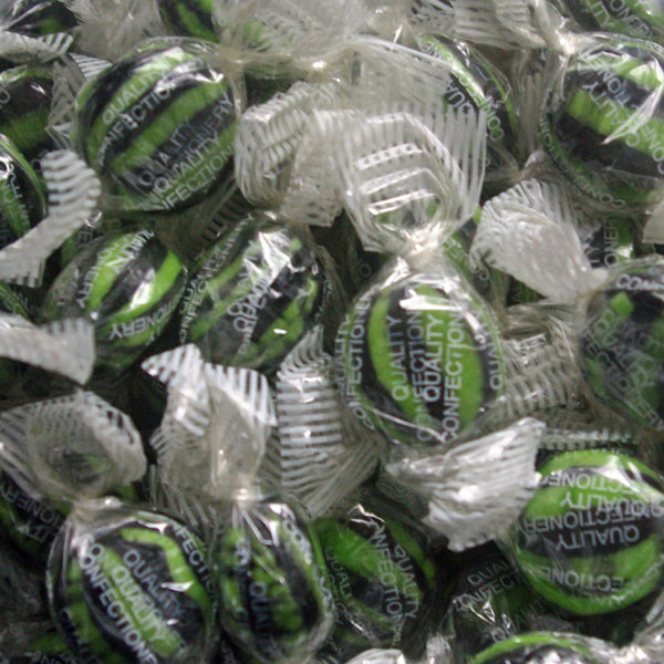 Lime & Liquorice : 200g - Lime and Liquorice Flavour Boiled Sweets