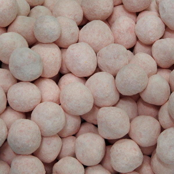 Toffee Centred Strawberry Bon Bons : 200g - Strawberry Flavoured Toffee Centred Bon Bons