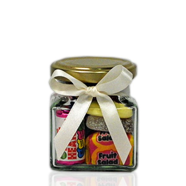 A Mini Jar of Retro Sweets - Retro Sweets at The Sweetie Jar