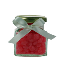 Mini Jar of Cola Pips - Cola Flavour Hard Boiled Sweets