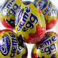 Cadbury Creme Eggs : x5 - How do you eat yours?