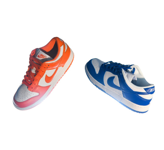 Nike Dunk Low Varsity Royal/Orange Blaze Raffle