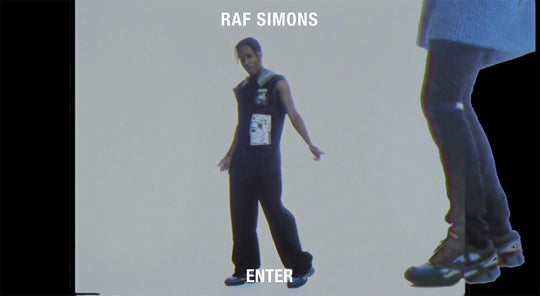 RAF SIMONS | RAF VIDEO