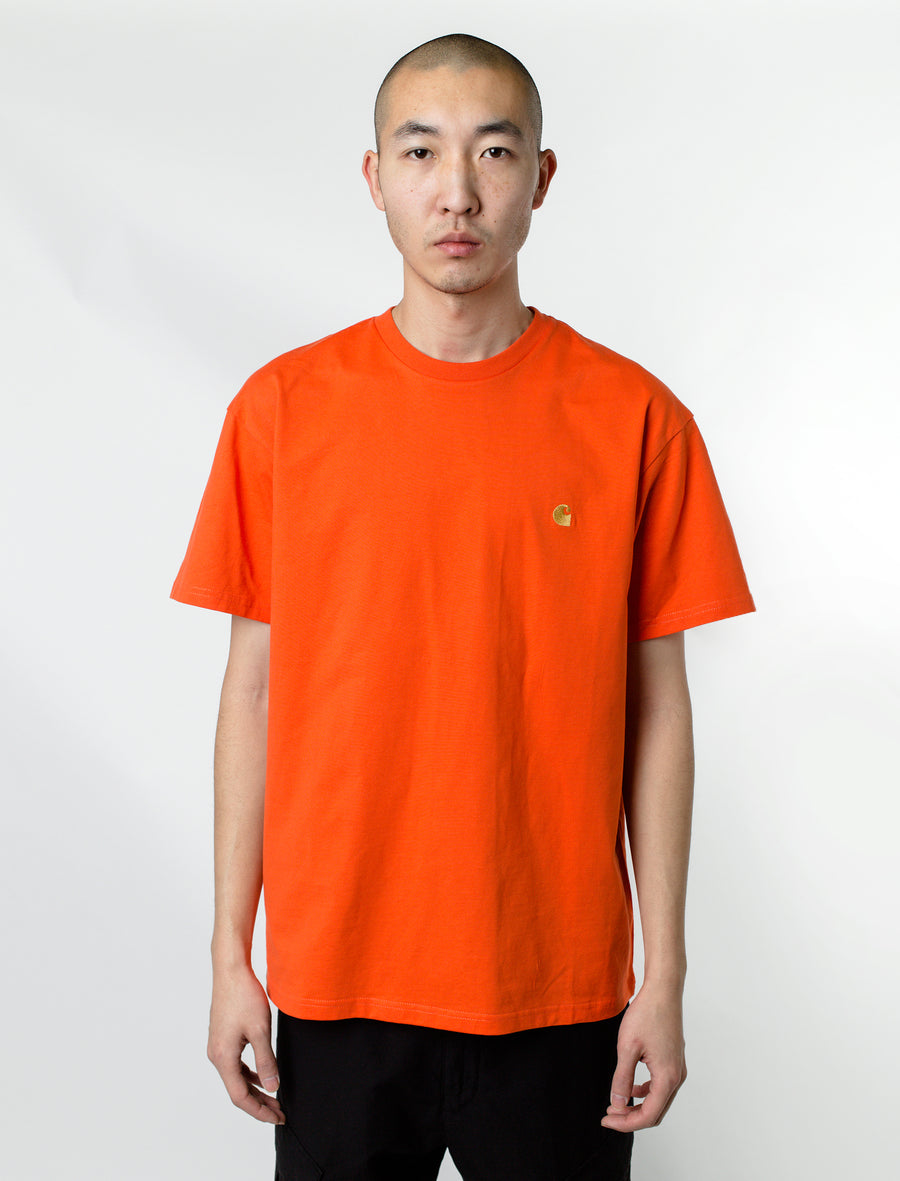 Carhartt S/S Chase Tee Pepper