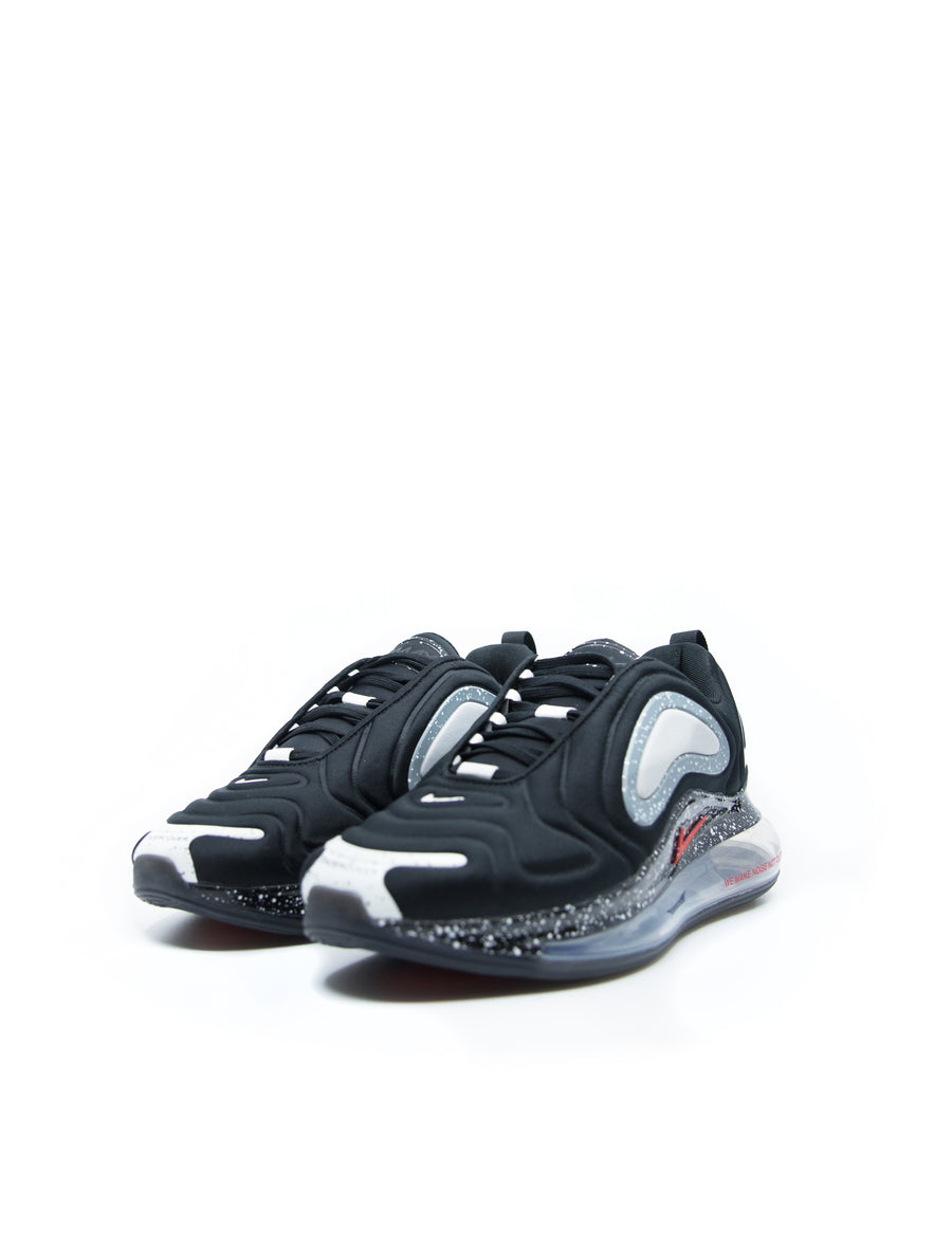Undercover Air Max 720 Black/University Red CN2408-001