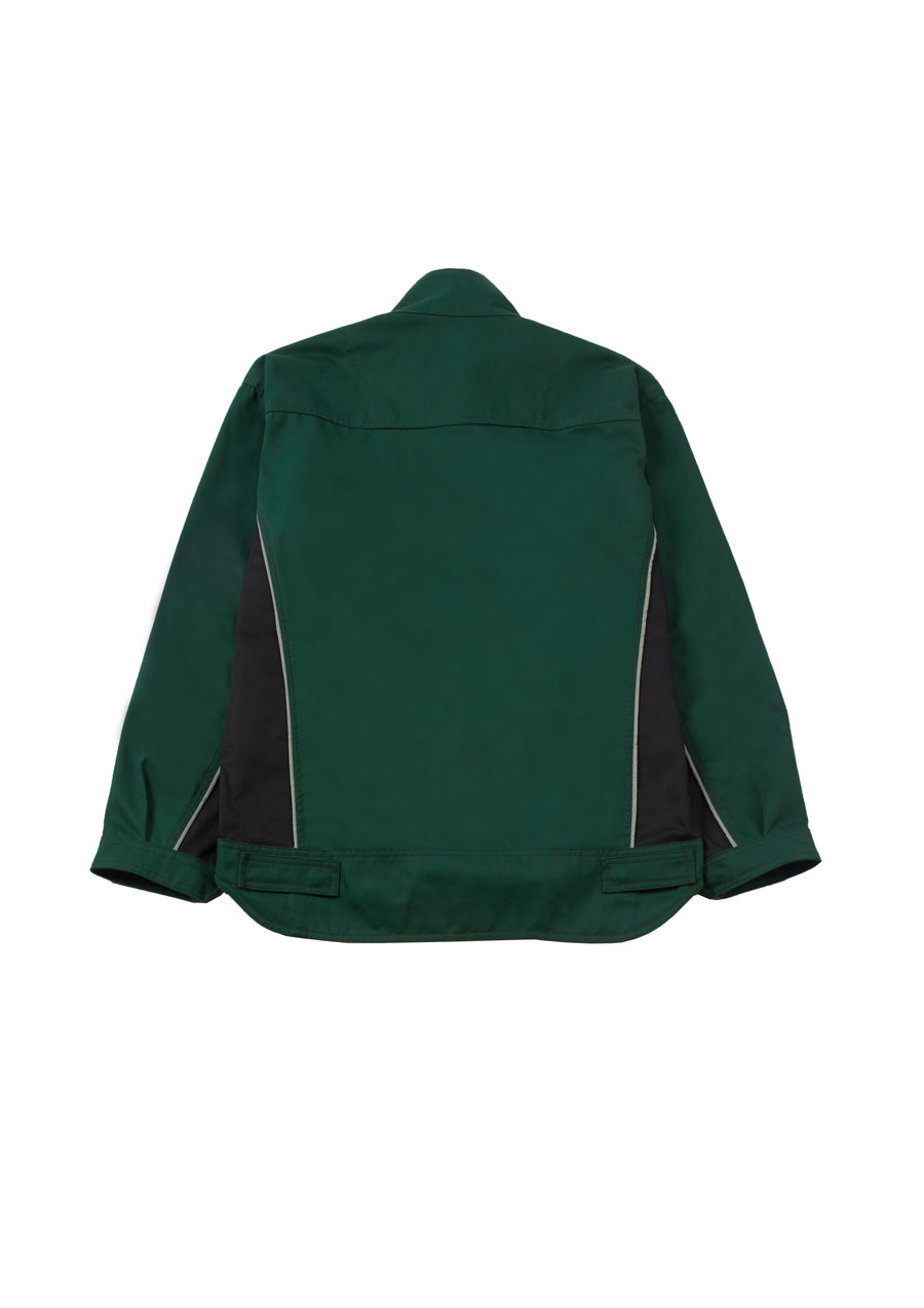 Track Jacket Green/Black