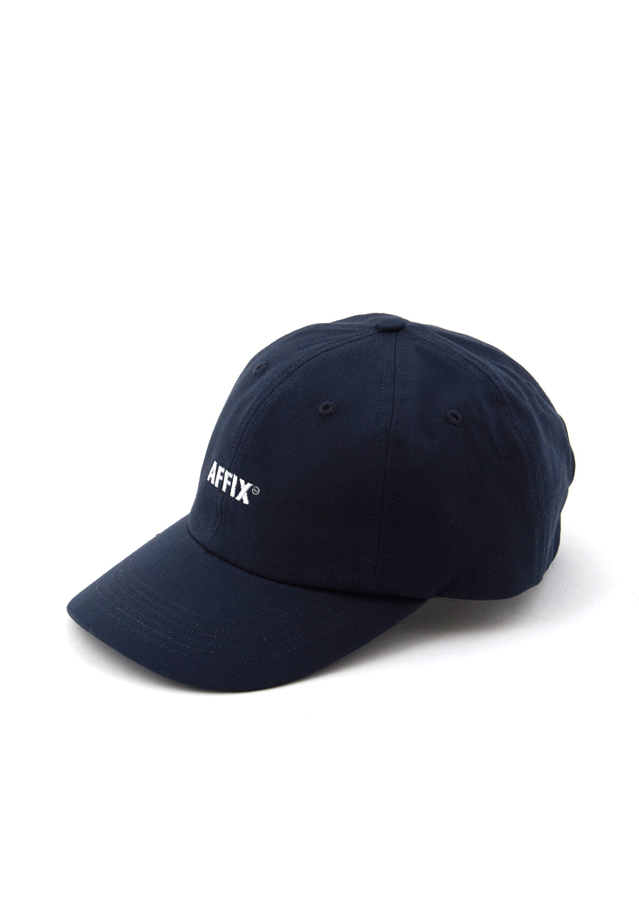 Logo Cap Navy/White