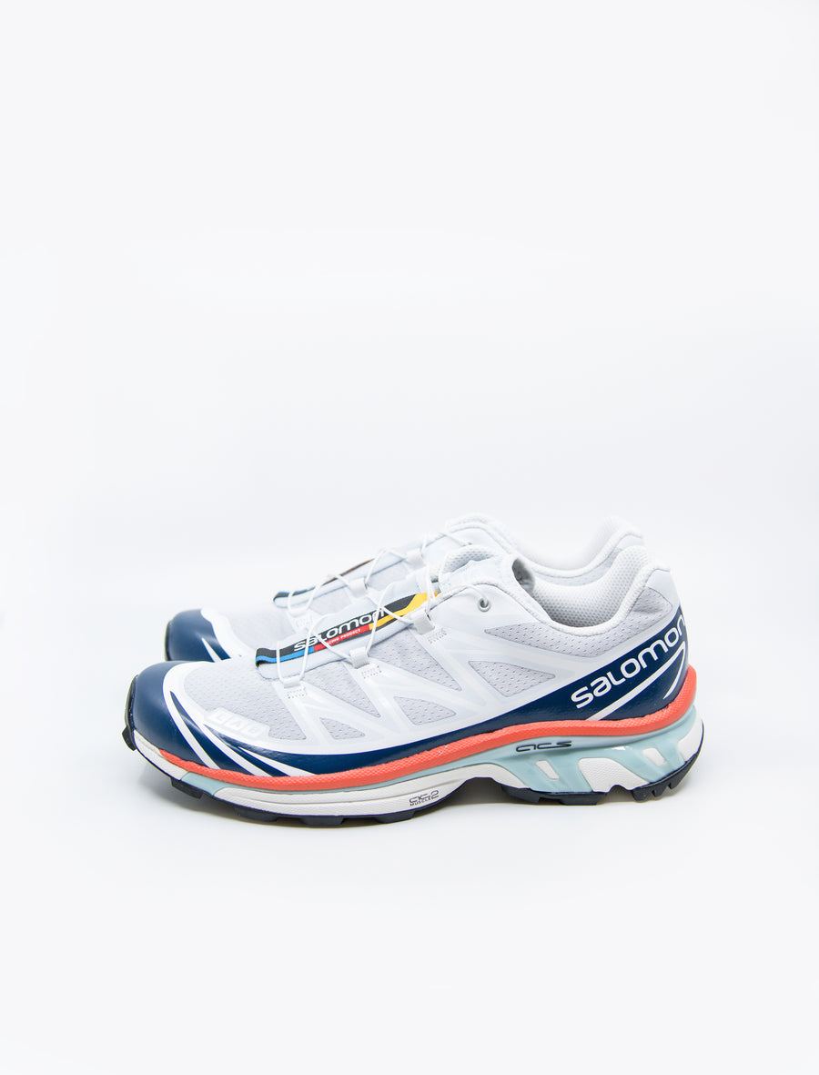 Salomon SLAB XT-6 LT ADV Illusion Blue/Poseidon/Cherry Tomato