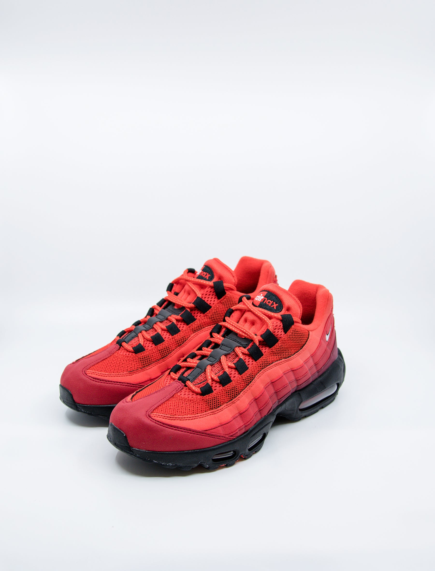 on sale a1f16 199c8 Air Max 95 OG Habanero Red AT2865-600