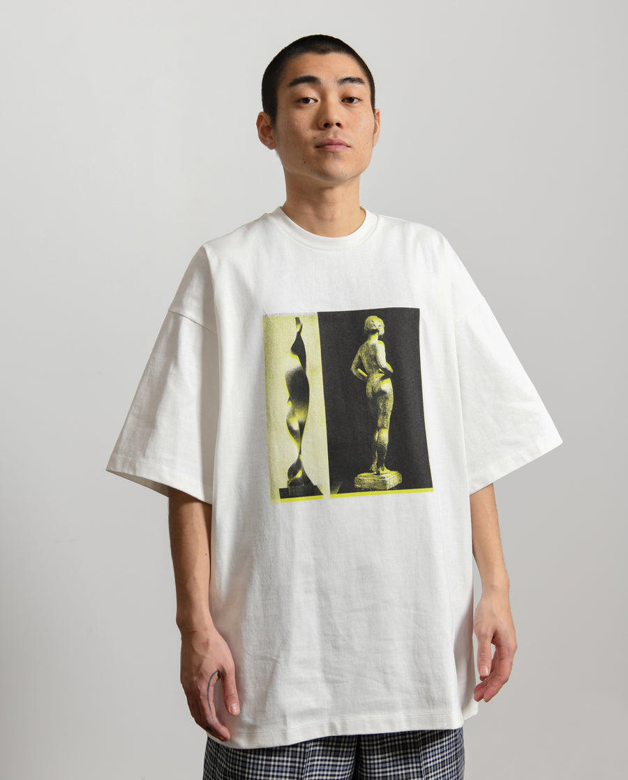 Dream Oversized Tee Off-White