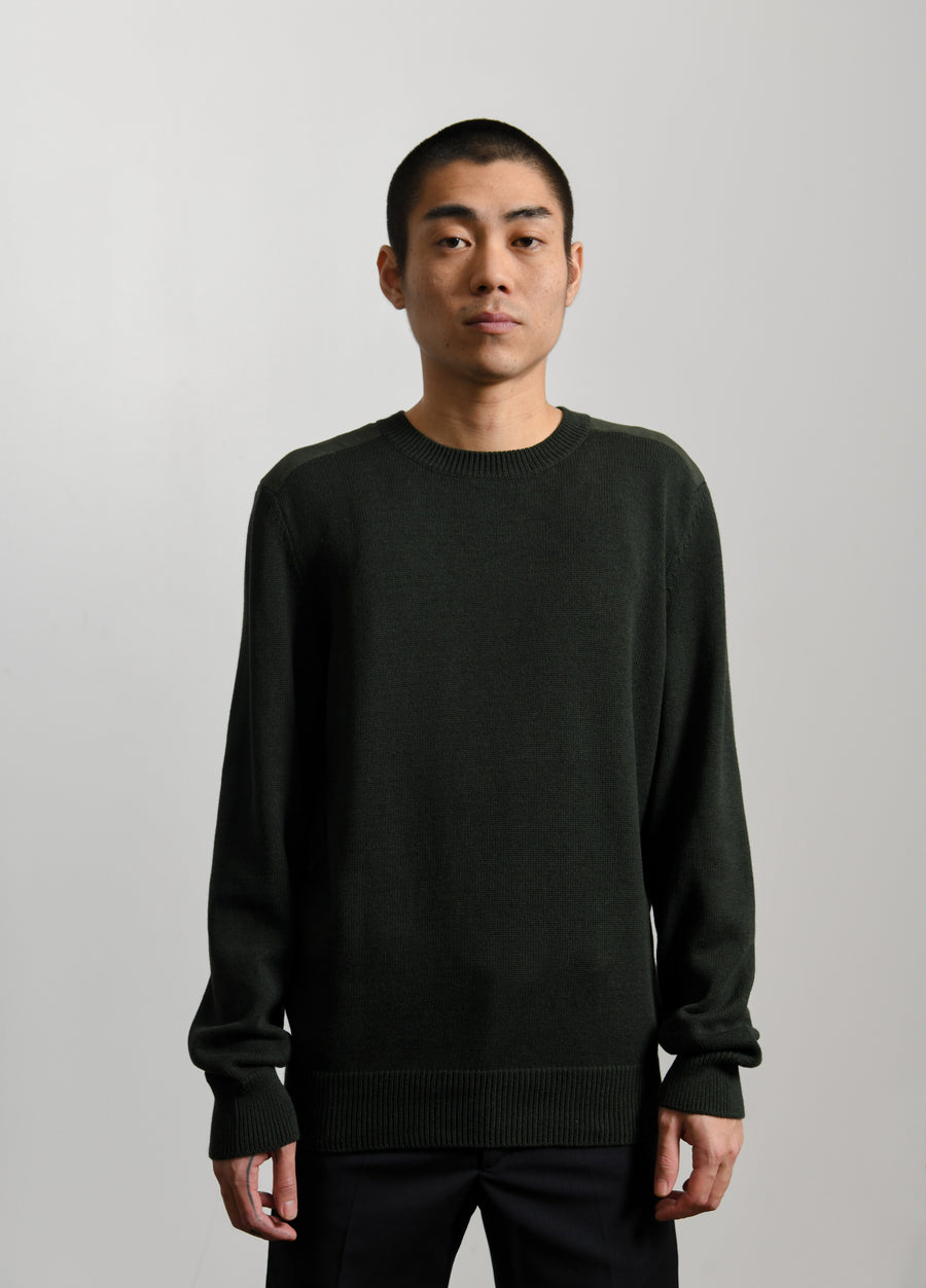 Ranger Knit Sweater Olive