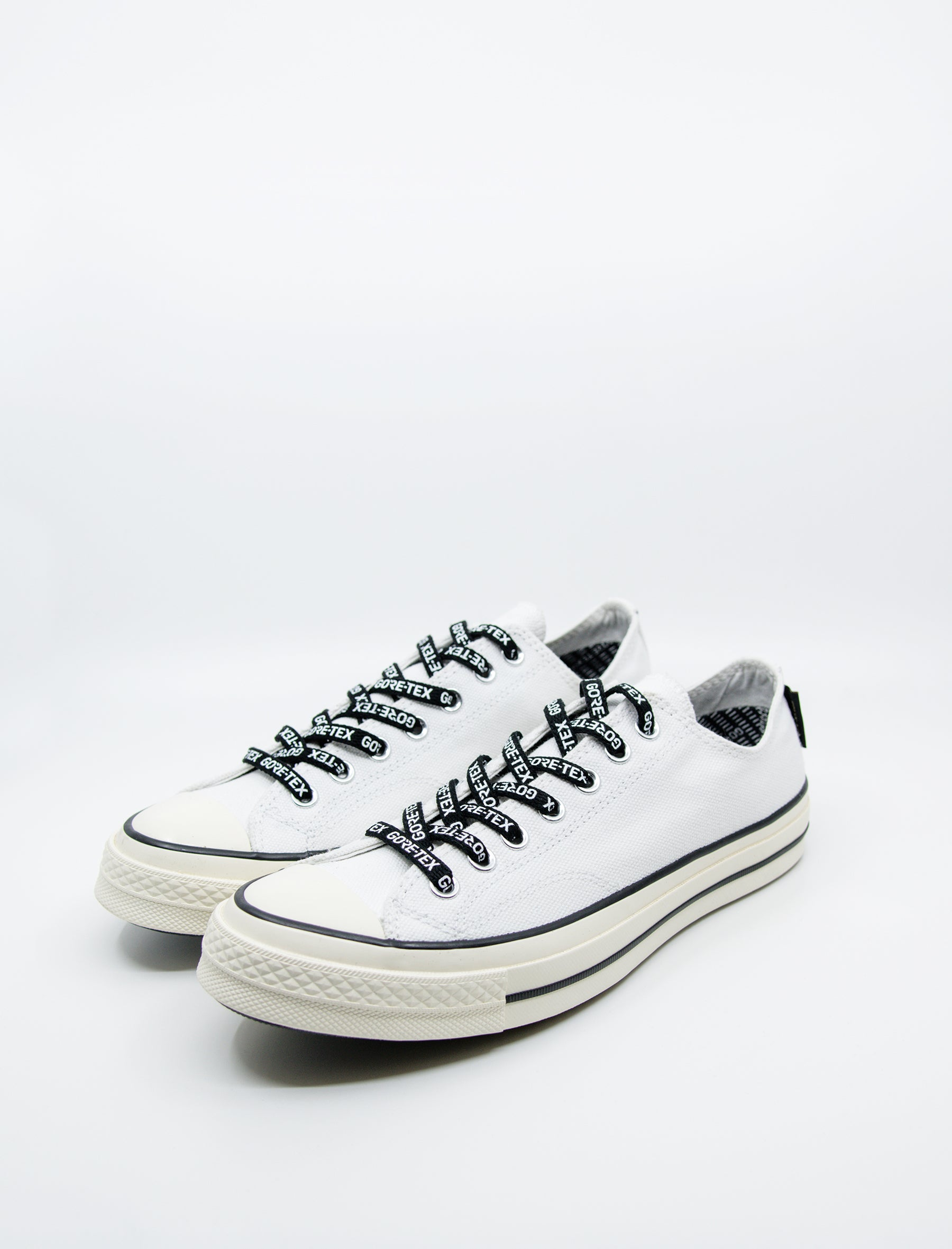 62f6778b50ae Chuck 70 Low Gore-tex White Black 163346C - NOMAD