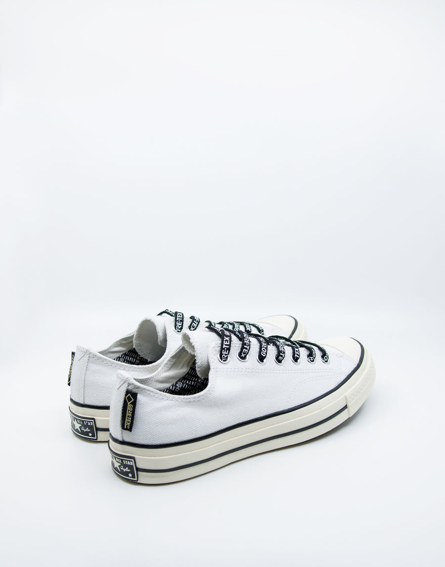 Converse Chuck 70 Low Gore-tex White/Black
