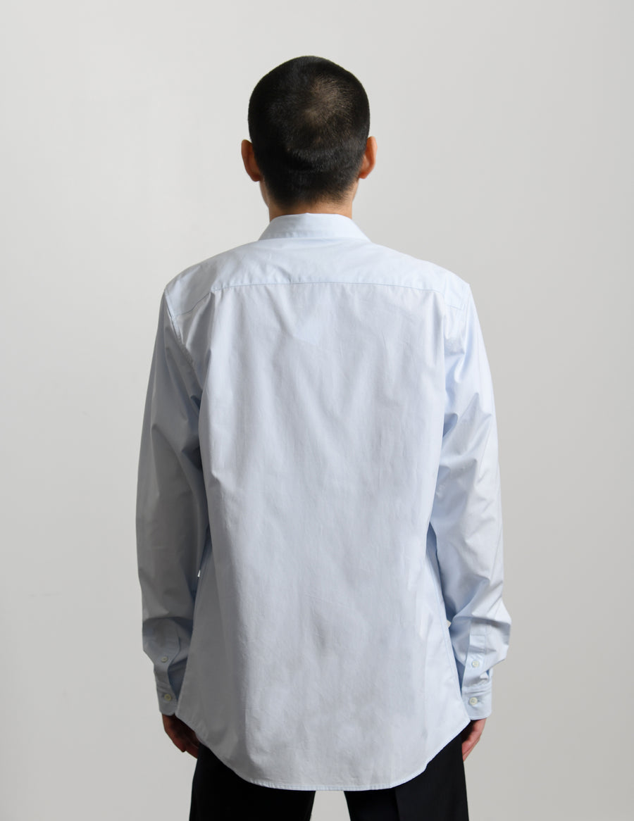 Casual Shirt Blue
