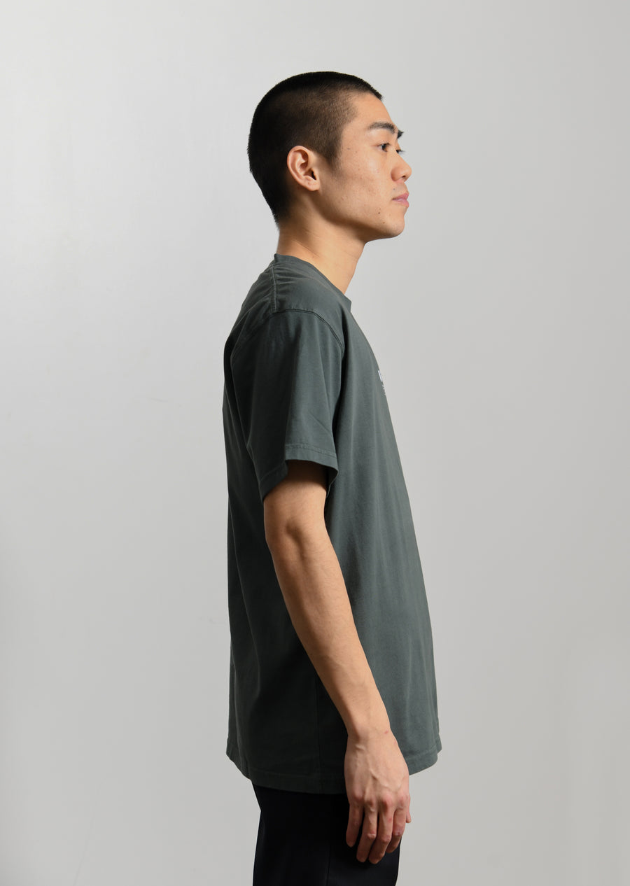 Standardise Short Sleeve Tee Dark Grey