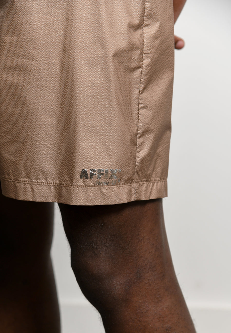 Technical Short Beige