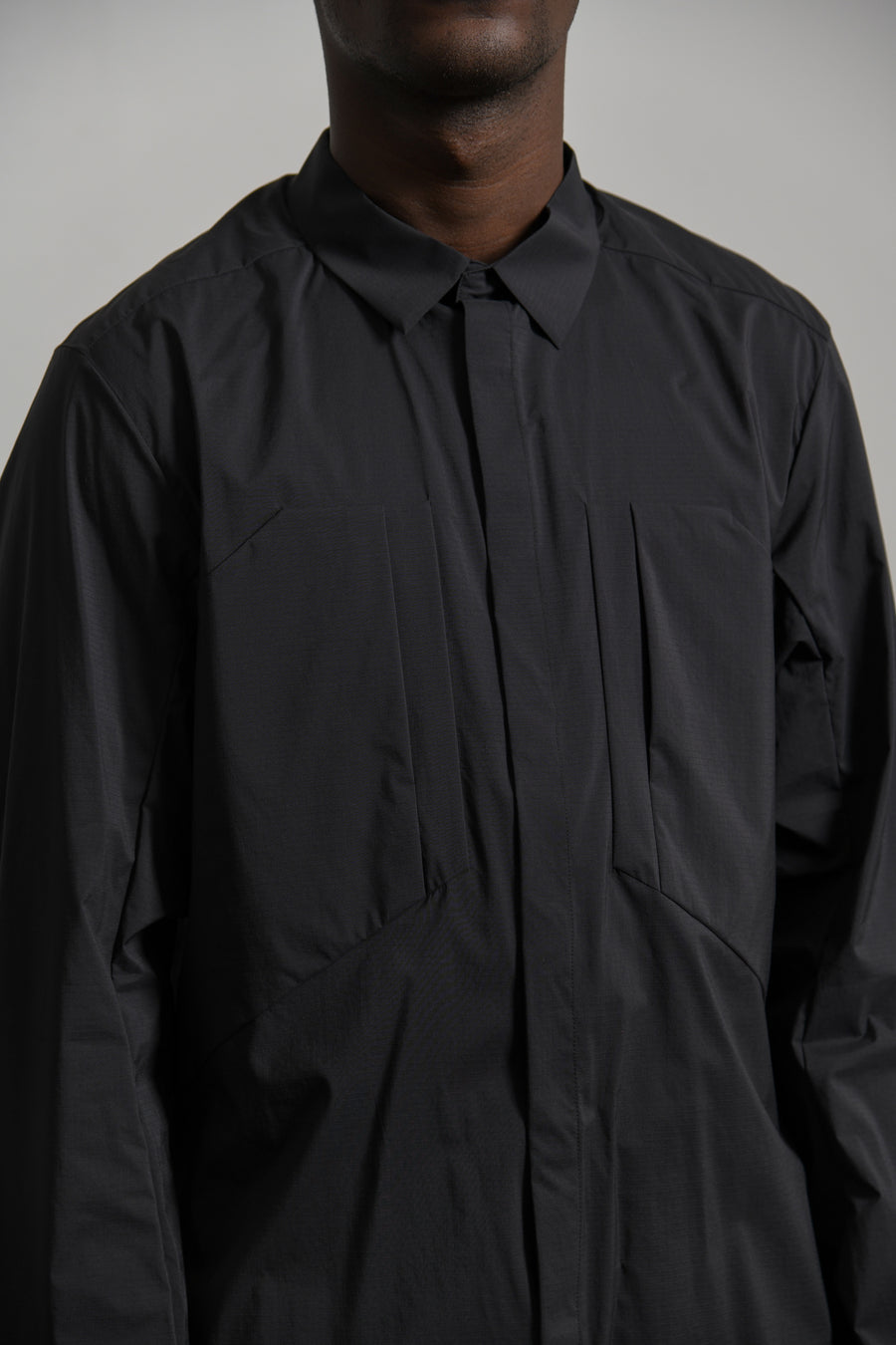 Demlo Overshirt Black