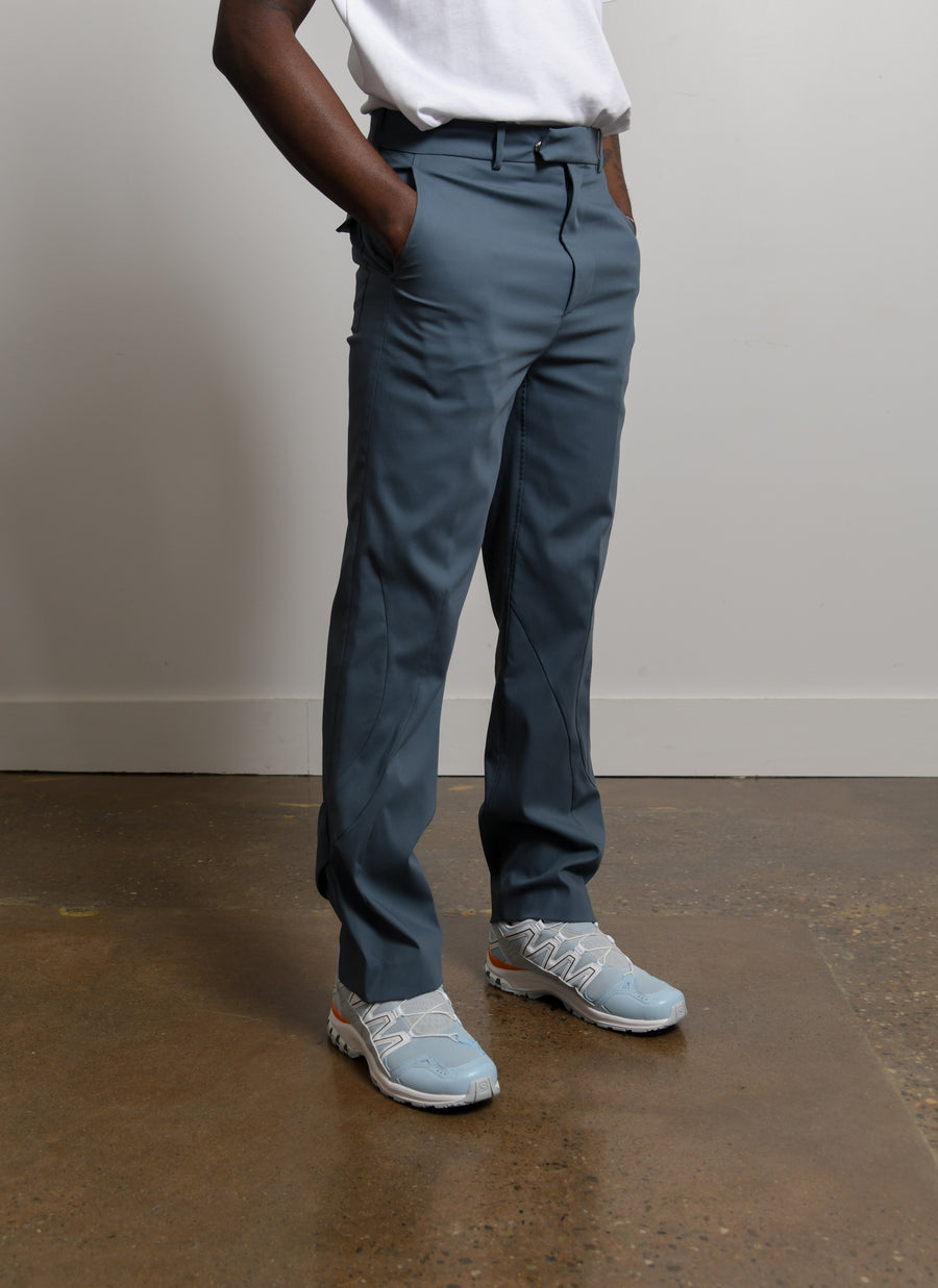 Muuyaw Trouser Orion Grey