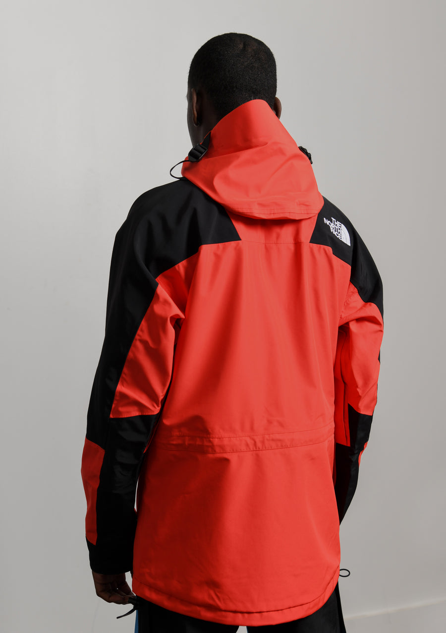 1994 Retro Mountain Light Futurelight Jacket Fiery Red