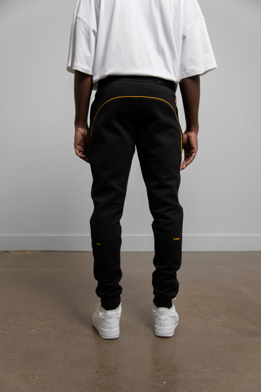 Fleece Pant Black DA3935-010 (LAUNCH PRODUCT)