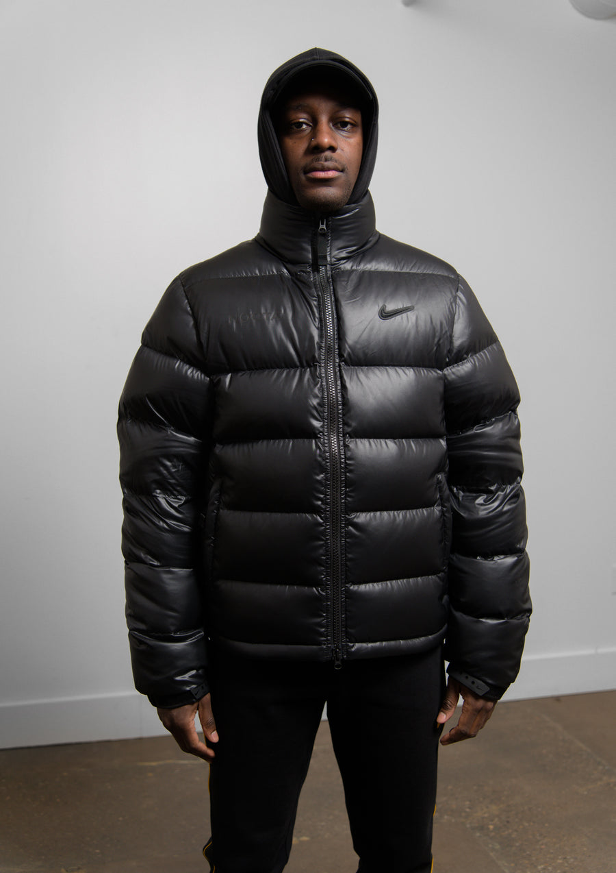 Puffer Jacket Black DA3997-010 (LAUNCH PRODUCT)