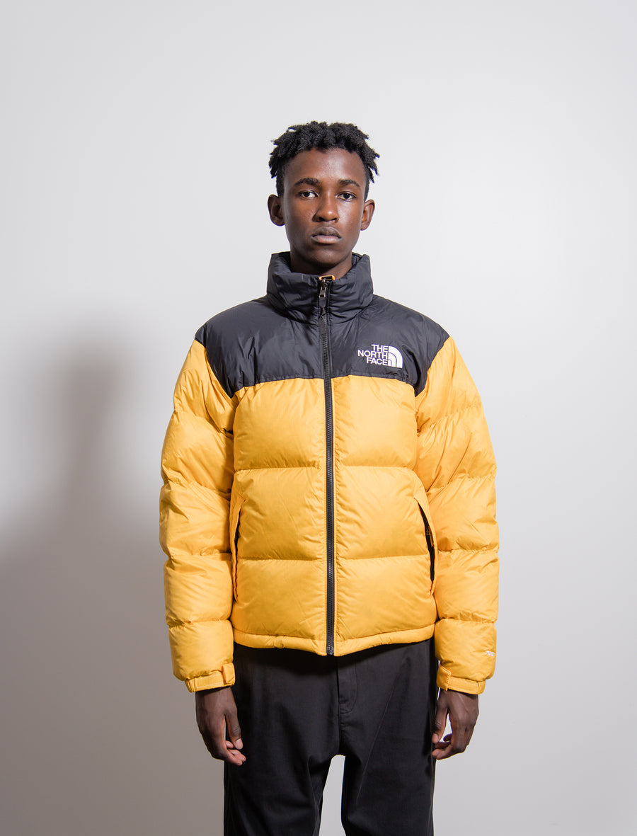 1996 Nuptse Jacket Yellow