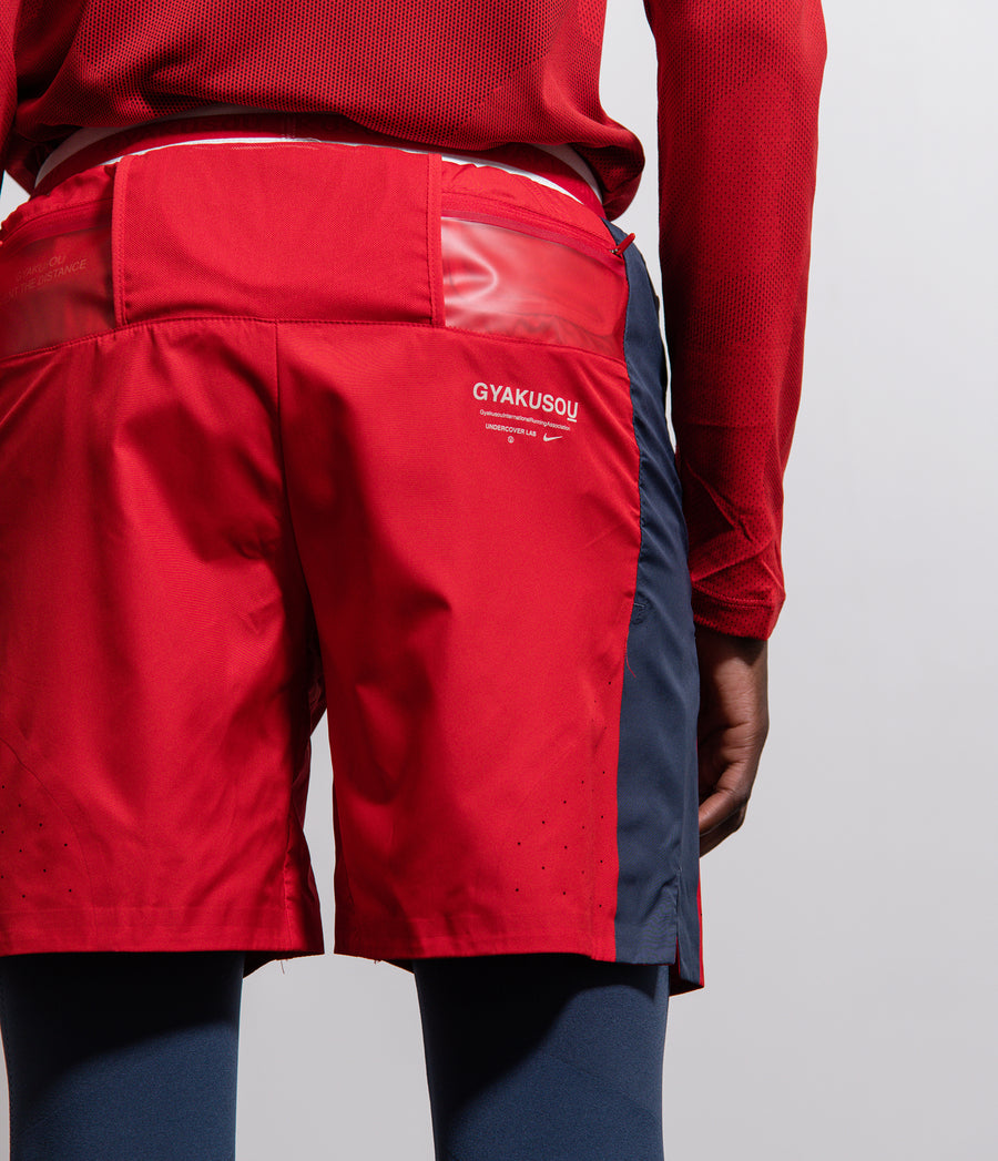 Gyakusou Utility Short Sport Red/Thunder Blue/Sail CD7113-611