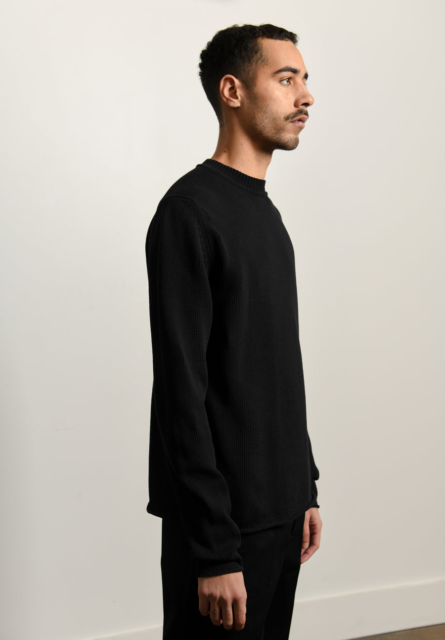 Crewneck Sweater Black
