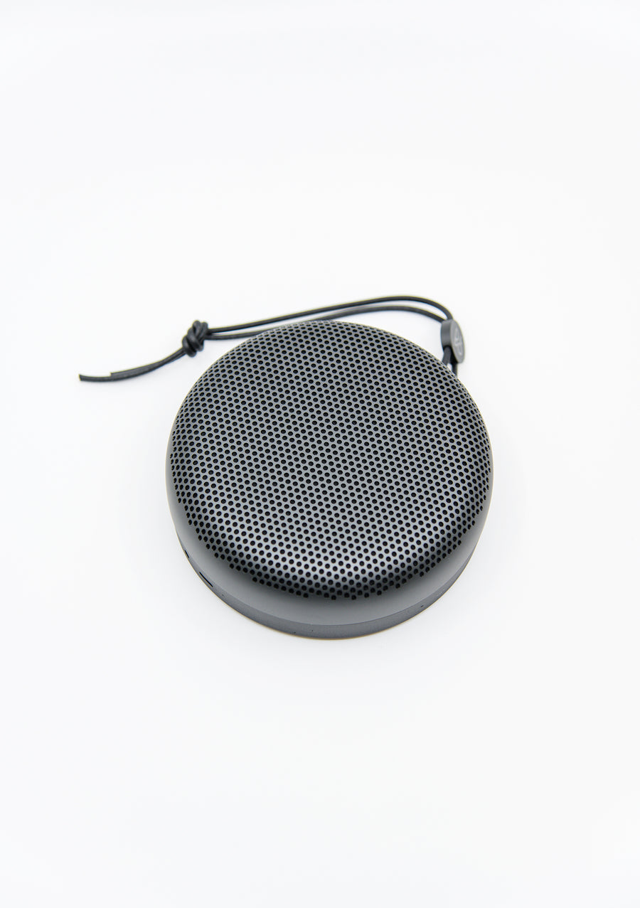 Bang & Olufsen A1 Portable Bluetooth Speaker Black